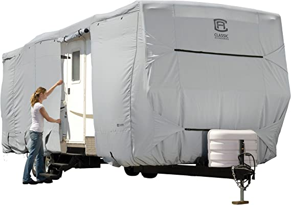 Classic Accessories OverDrive PermaPro Heavy Duty Cover for 30' to 33' Travel Trailers
