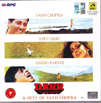 Darr & Hits Of Yash Chopra Film Soundtrack / Bollywood Movie Songs / Hindi  Music