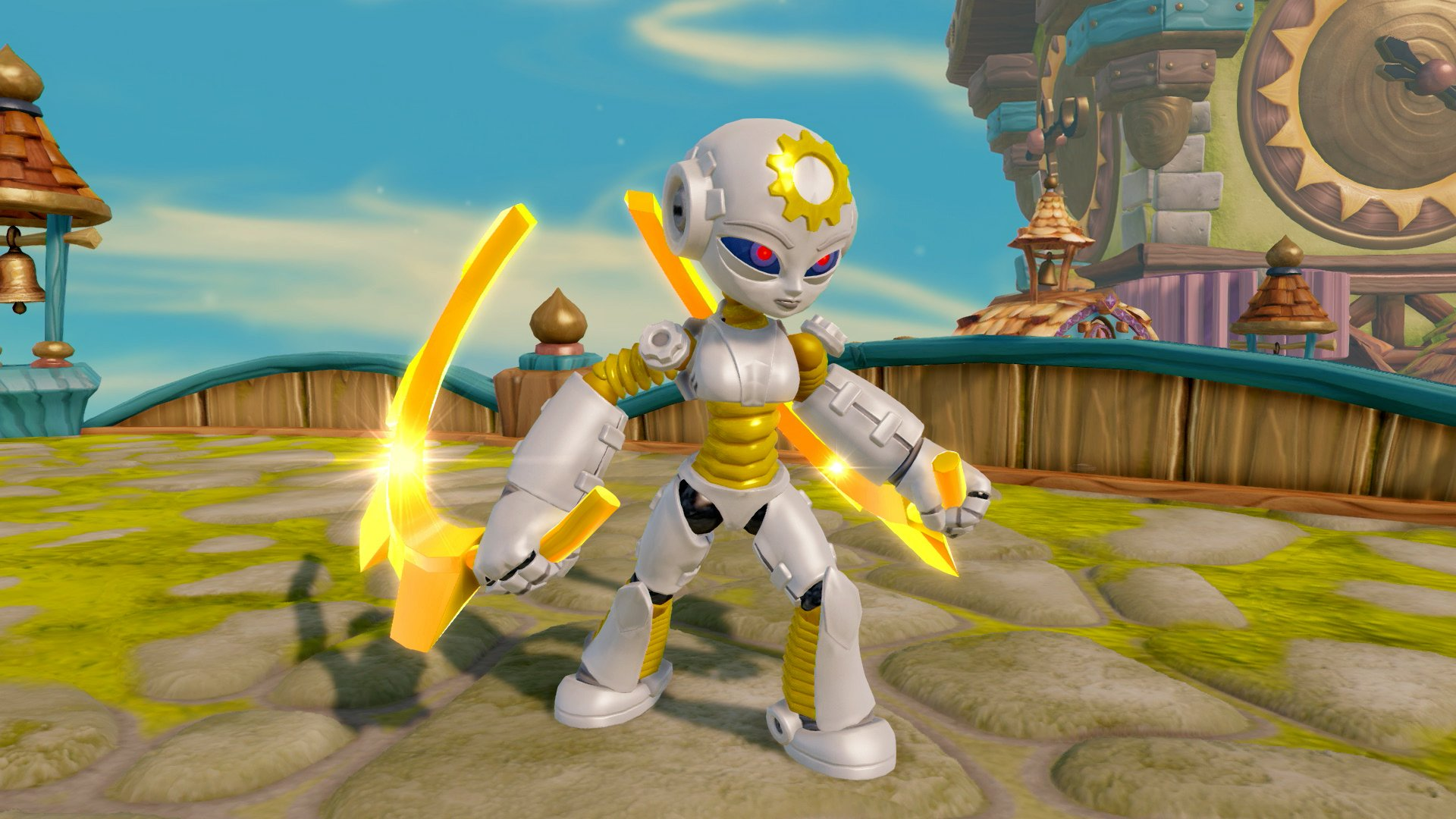 Skylanders Trap Team: Trap Master Gearshift Character Pack by Activision (Image #2)