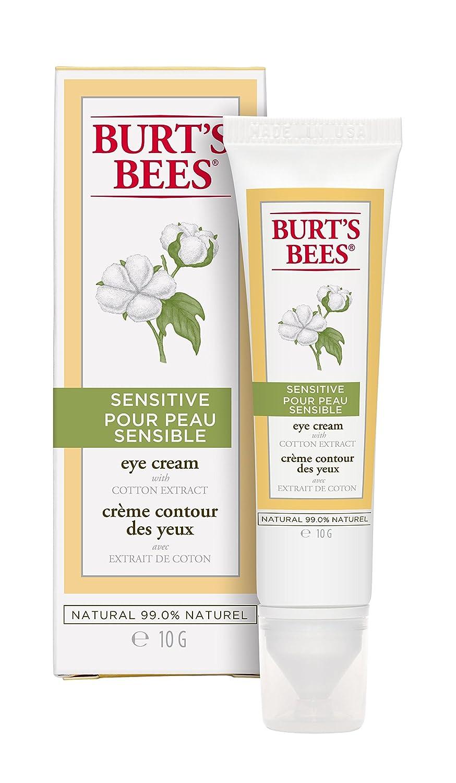 Burt's Bees - Crème contour des yeux - Pour peaux sensibles - 10 g Cbee Europe LTD 01411-14