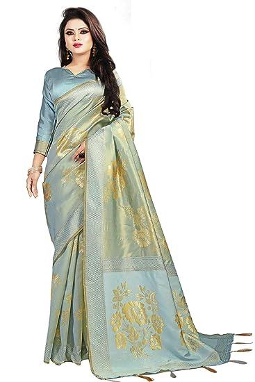 f45117f4d1084 Saree For Women Party Wear Red Sana Silk Saree cotton sarees new collection  Half Sarees Offer ...