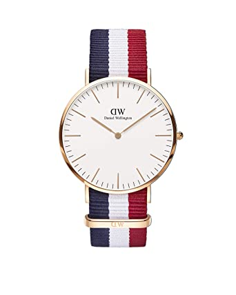 219c8f9fd849 Daniel Wellington Classic Analog White Dial Men s Watch - DW00100003