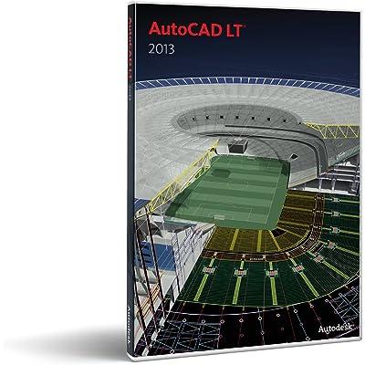 Autodesk Autocad Lt 2013 - Nueva Licencia Comercial, Inglés, Alemán, Francés, Italiano, Portugués, Español, 1 Usuario SLM