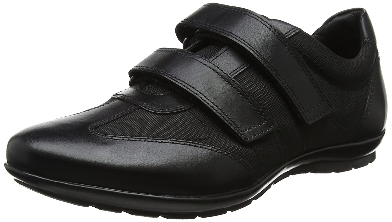 TALLA 45 EU. Geox U Symbol D, Zapatillas para Hombre