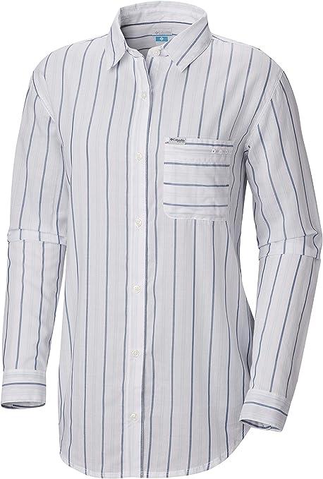 Columbia Sun DrifterTM II - Camiseta de Manga Larga para Mujer, Mujer, 1832021: Amazon.es: Ropa y accesorios