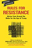 Rules for Resistance: Advice from Around the Globe for the Age of Trump