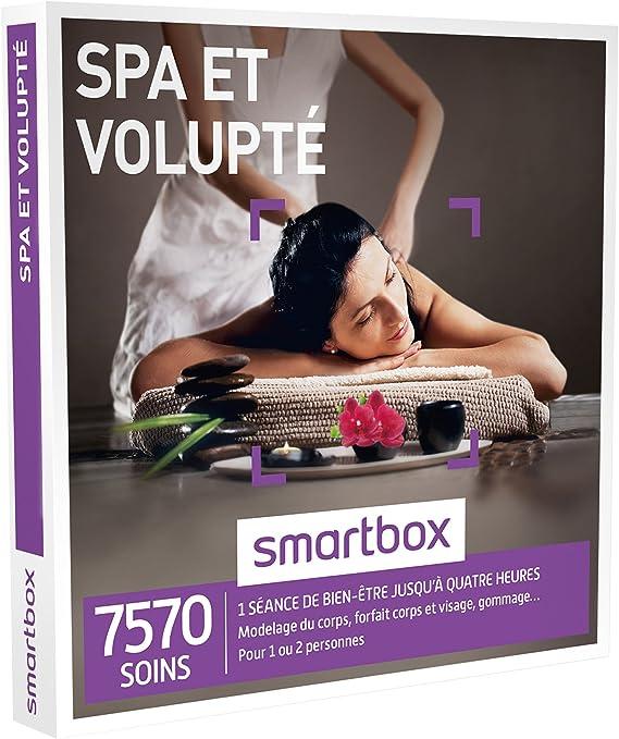 Smartbox – Caja Regalo «Spa et Volupté» con 7570 tratamientos ...