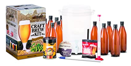 Buy Coopers DIY Home Brewing Craft Beer Kit, 2-Gallon Online at Low
