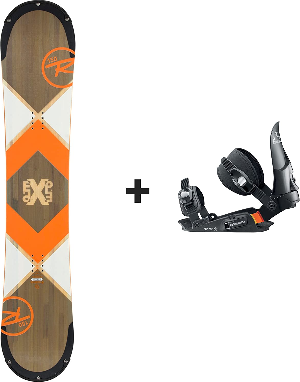 Rossignol – Pack Snowboard EXP Regular + reflejo M/L – Mixta ...