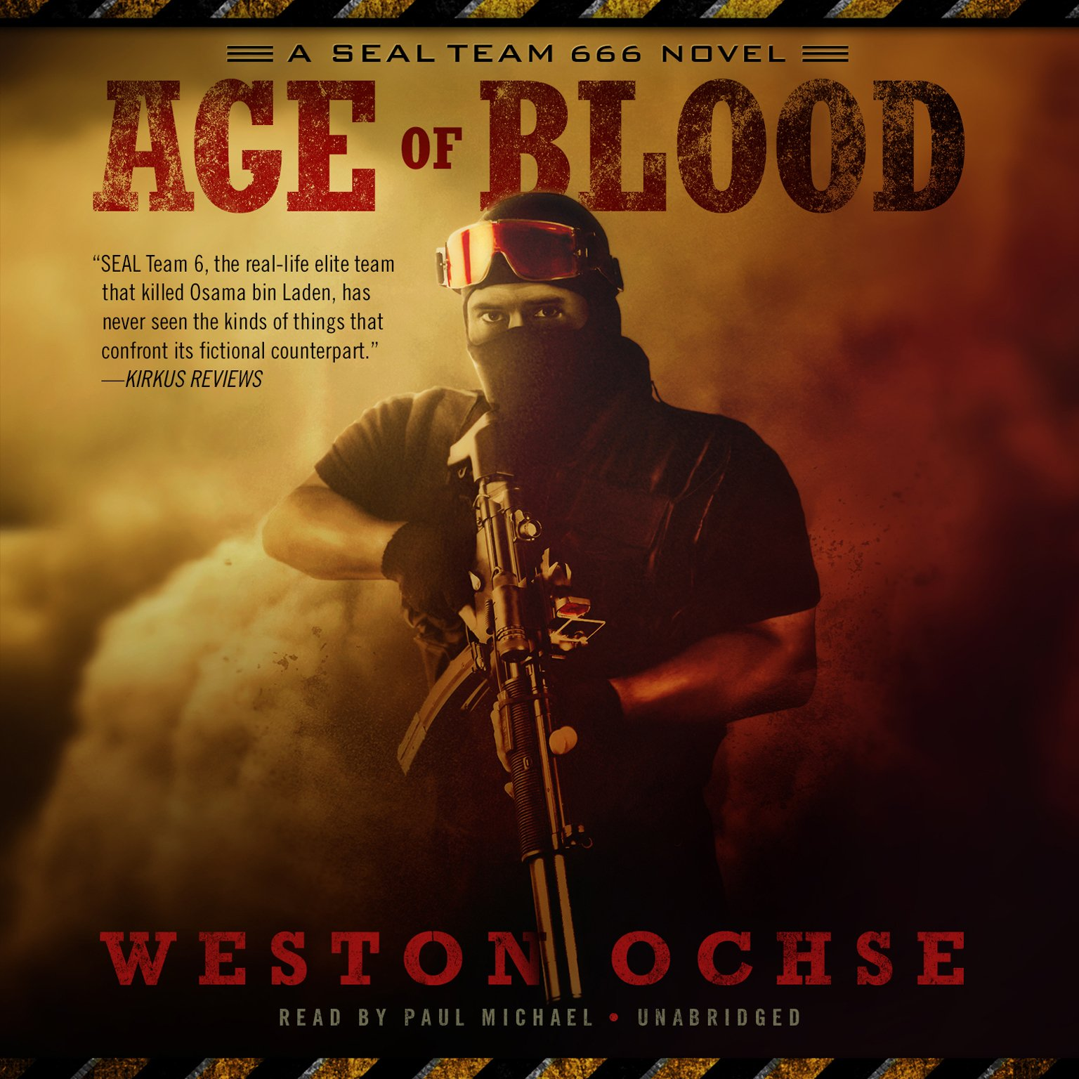 Amazon.com: Age of Blood (SEAL Team 666 series, Book 2) (9781482989205):  Weston Ochse: Books