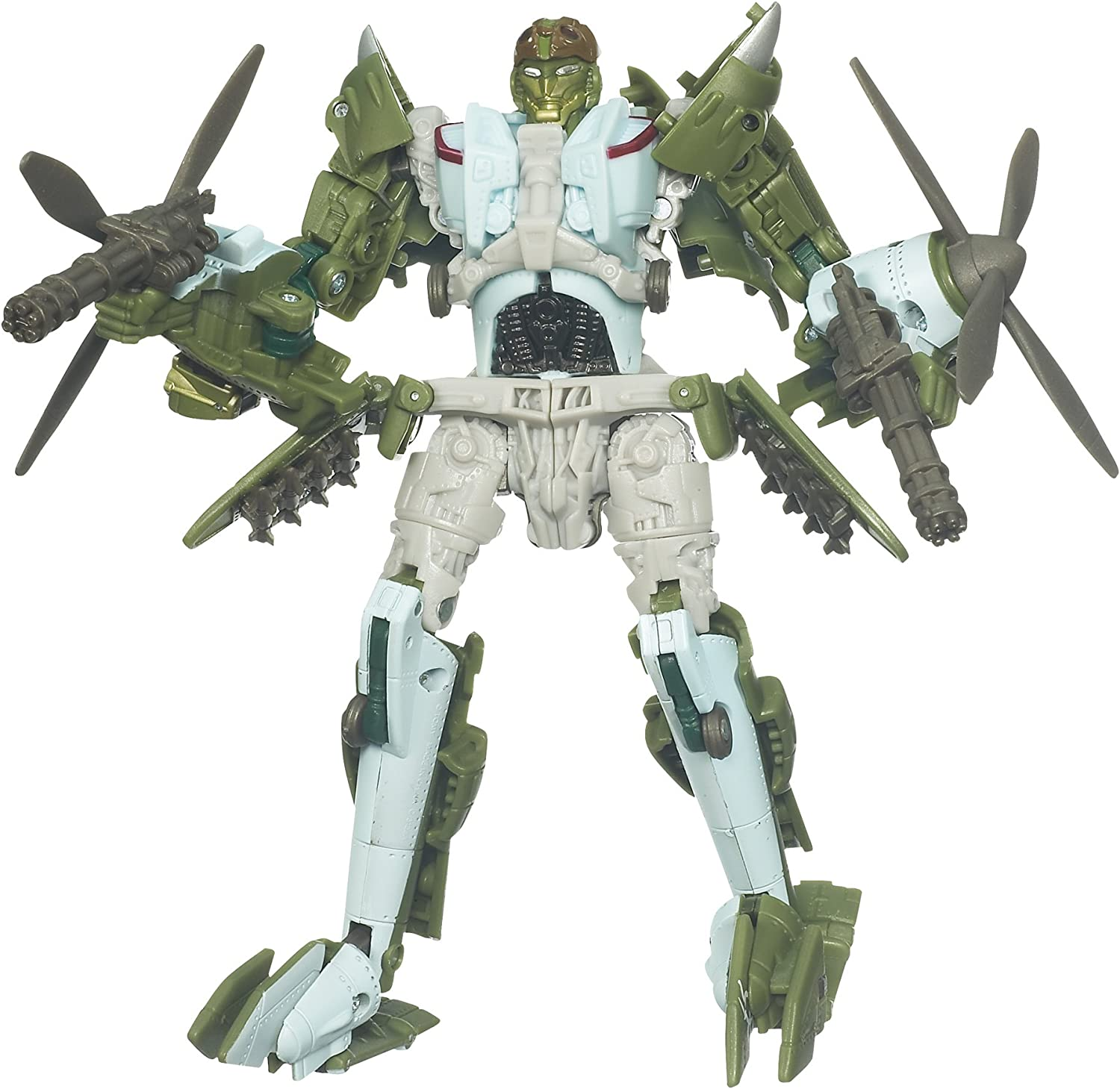 Transformers Hunt for the Decepticons Highbrow Voyager HFTD