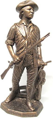 Terrance Patterson Gallery Minuteman Statue, 18