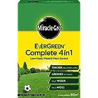Evergreen Traitement 4en 1pour pelouse Dissipateur Thermique
