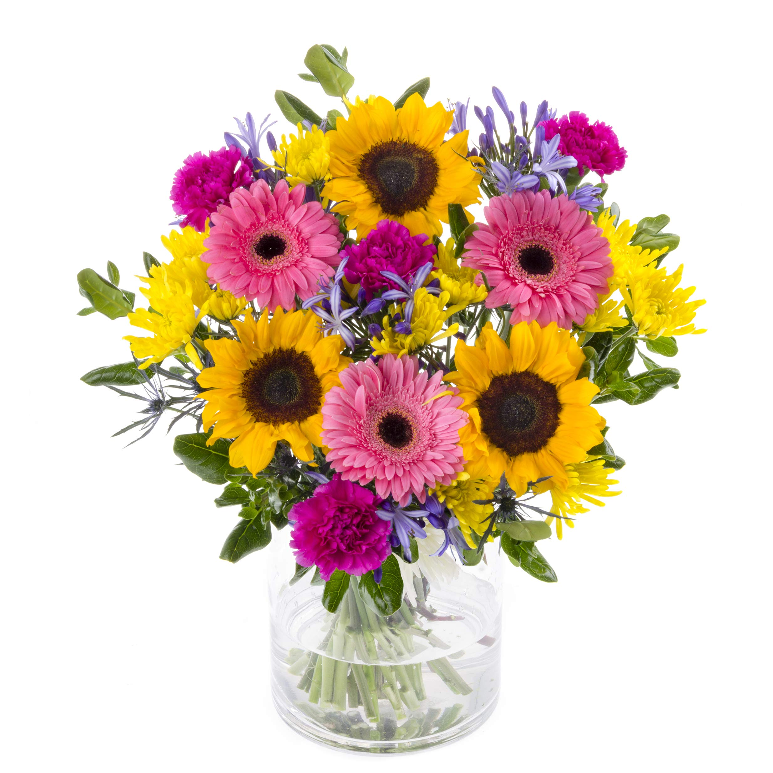 eFlowy - Joy Vase Floral Arrangement