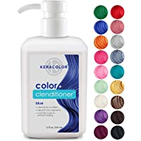 Keracolor Clenditioner Hair Dye (18 Colors) Depositing Color Conditioner Colorwash, Semi Permanent, Vegan and Cruelty…