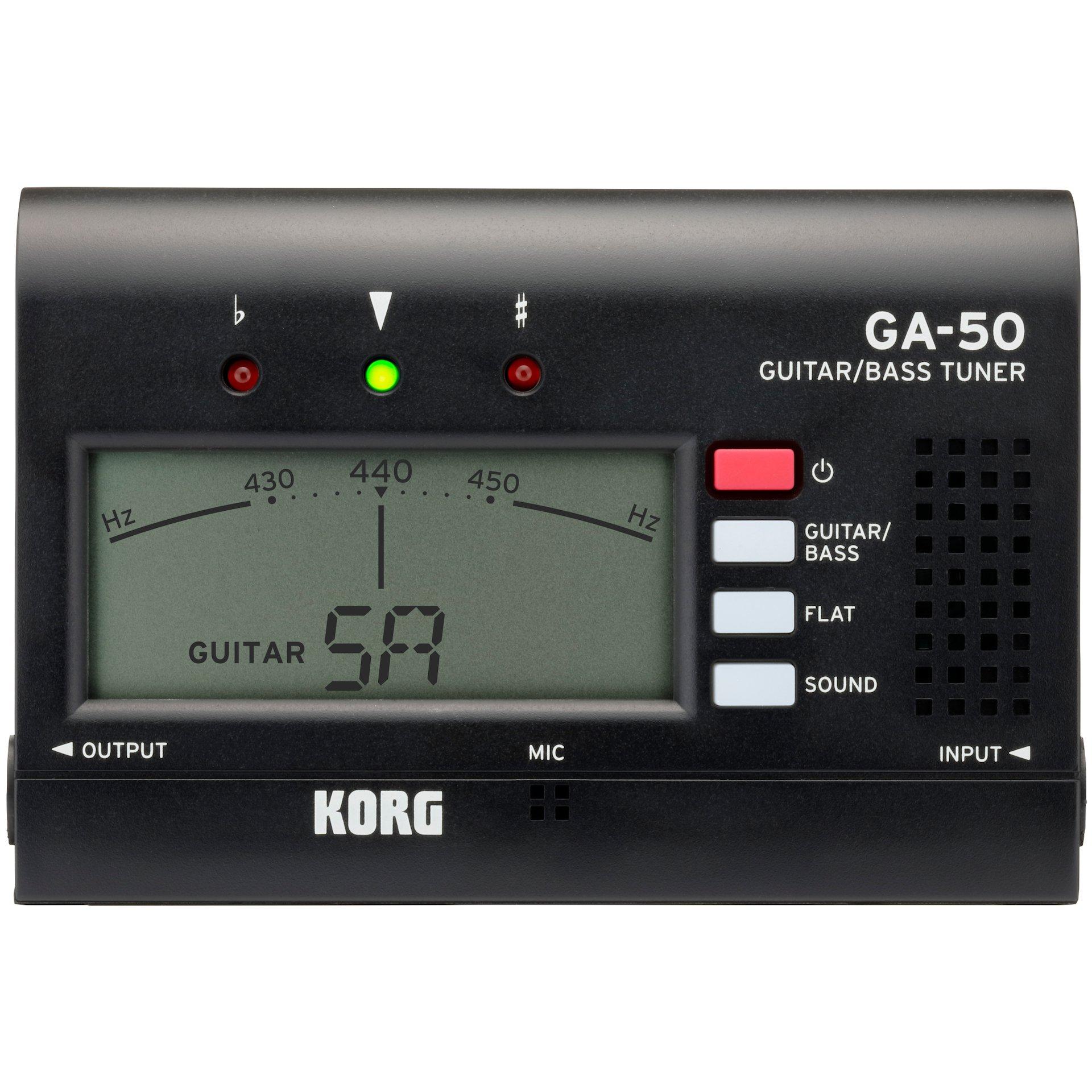 Korg Tuner (GA50)