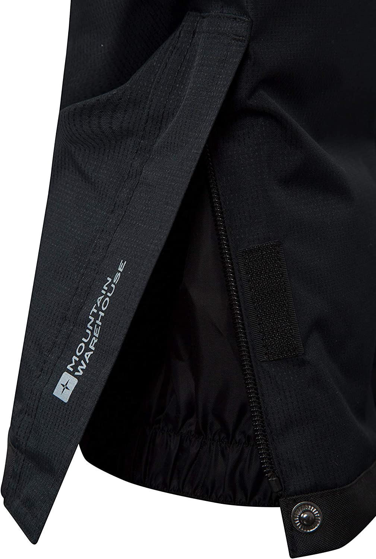 Snowproof Boys Girls Mountain Warehouse Kids Ski Jacket /& Trousers Pants Set