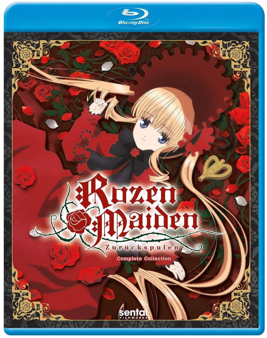 Rozen Maiden: Zuruckspulen (Subtitled, Anamorphic, 2PC)