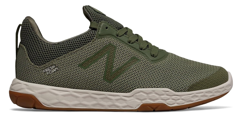 (ニューバランス) New Balance 靴シューズ メンズトレーニング Fresh Foam 818v3 Dark Covert Green with Silver Mint ダーク コンバート グリーン シルバー ミント US 8 (26cm)   B07C143WCL