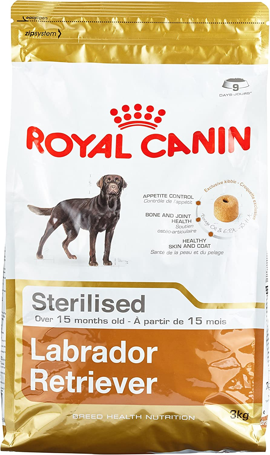 ROYAL CANIN Labrador Adult Sterilised 3kg