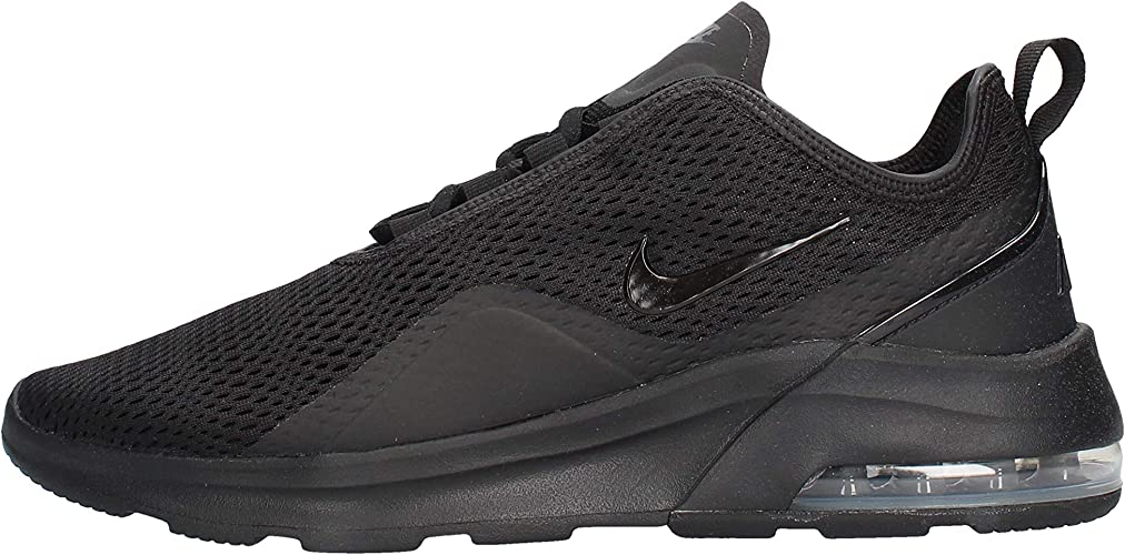 Nike Air Max Motion 2 Sneaker Nera da Uomo AO0266 004