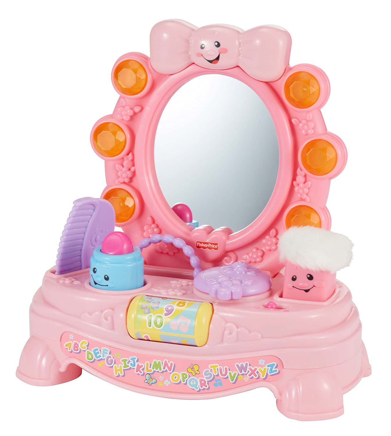 Amazon Fisher Price Laugh & Learn Magical Musical Mirror