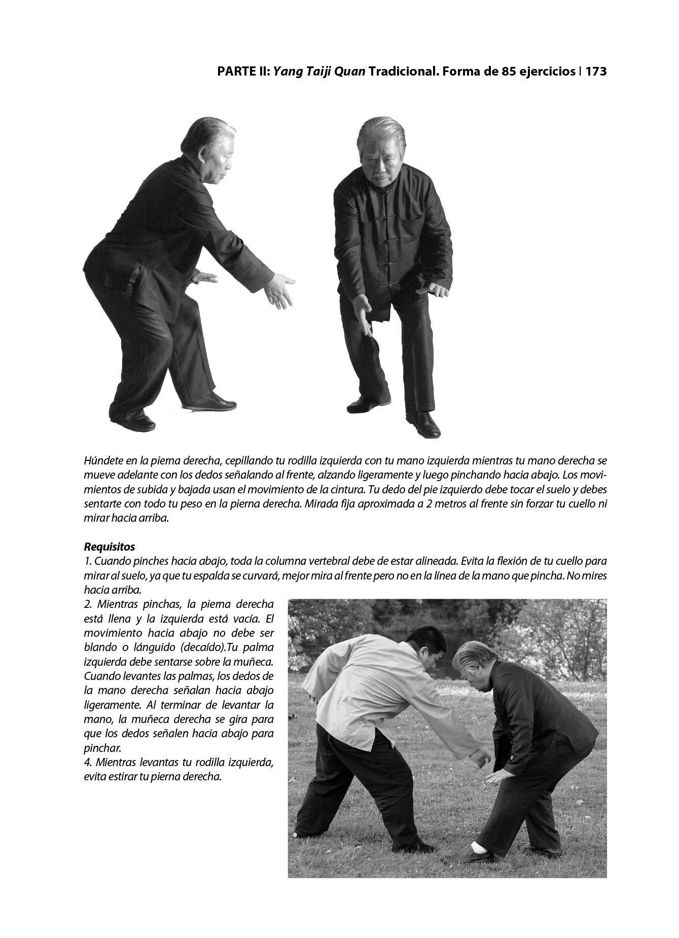 El auténcico Taiji de la familia Yang : instrucciones paso a paso: JOSÉ; G.M. FU SHENG YUAN GAGO GARRIDO: 9788420305196: Amazon.com: Books