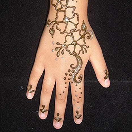 Amazon Com Mehndi Designs Images For Beginners For Girls Vol 2