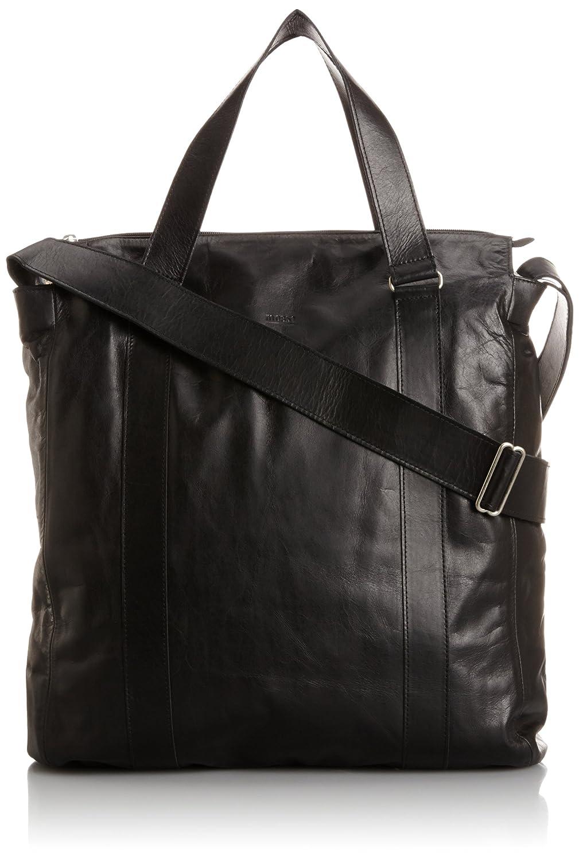 [エムゼロエイトファイブワン] 2WAY ショルダーバッグ ビジネスバッグ Weekend Bag(large) 756009 B00JJBERGOブラック