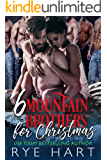 6 Mountain Brothers for Christmas: A Reverse Harem Romance (English Edition)
