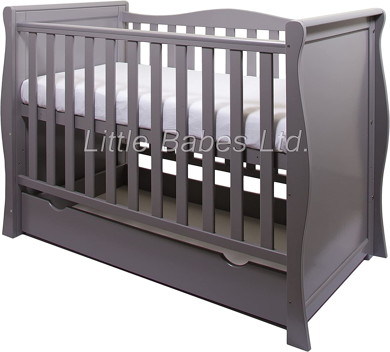 PRIME high grade density foam baby cot mattress 140x70x7.5cm