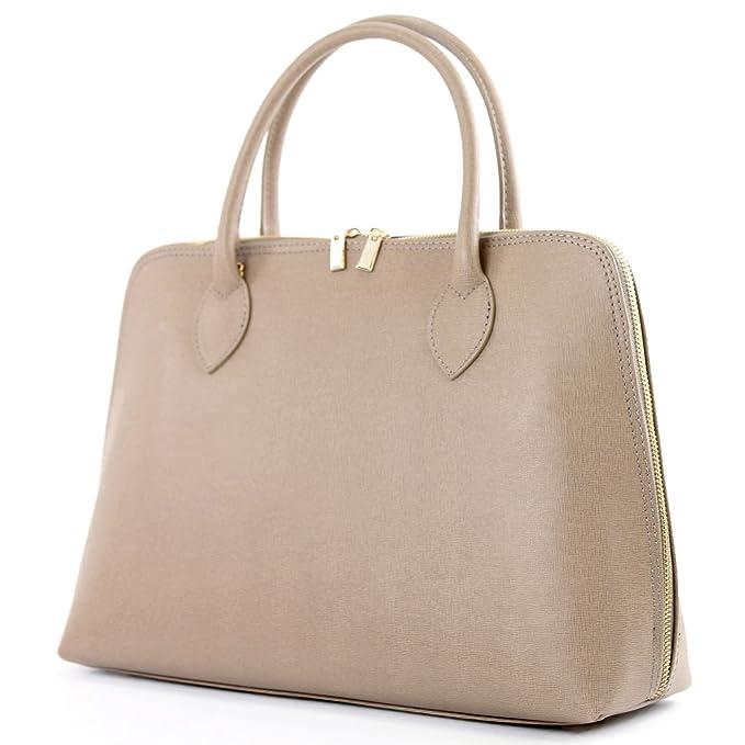 ModaModa de – Italiana. Asa Bolsa Bolsa – Bolso maletín DIN A4 Laptop Oficina Business