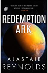 Redemption Ark (The Inhibitor Trilogy Book 2) Kindle Edition