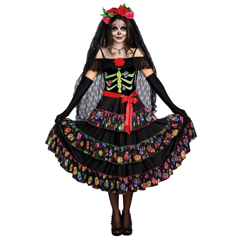 aquí tiene la última DreamGirl – 10680 Lady de los los los muertos, XL  promociones emocionantes