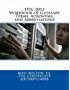 ITIL 2011 Workbook of Glossary Terms, Acronyms, and Abbreviations