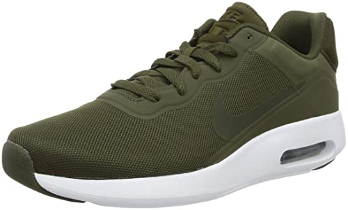 NIKE Herren Air Max Modern Essential Sneakers, Grün (Dark