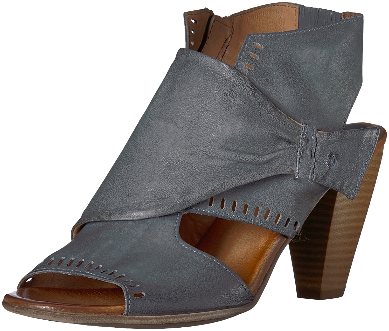 Miz Mooz Women's Moonlight Heeled Sandal B075KG5K7V 39 M EU|Sky