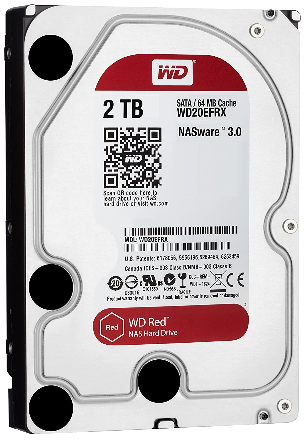Western Digital RED 2 TB