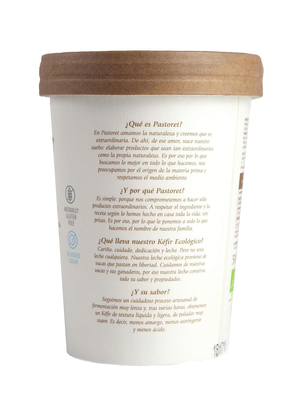 Pastoret- Kéfir Ecológico, 1 Unidad x 500 g: Amazon.es ...