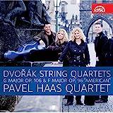 Dvorak: Quartetti Per Archi Nn. 12   13