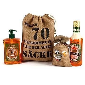Lustapotheke® Geburtstagsgeschenk Set U0026quot;Bier Spau0026quot; Zum 70.  Geburtstag (4