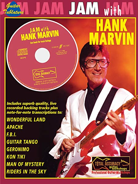 Jam With Hank Marvin: (Guitar Tab): Amazon.es: Marvin, Hank ...