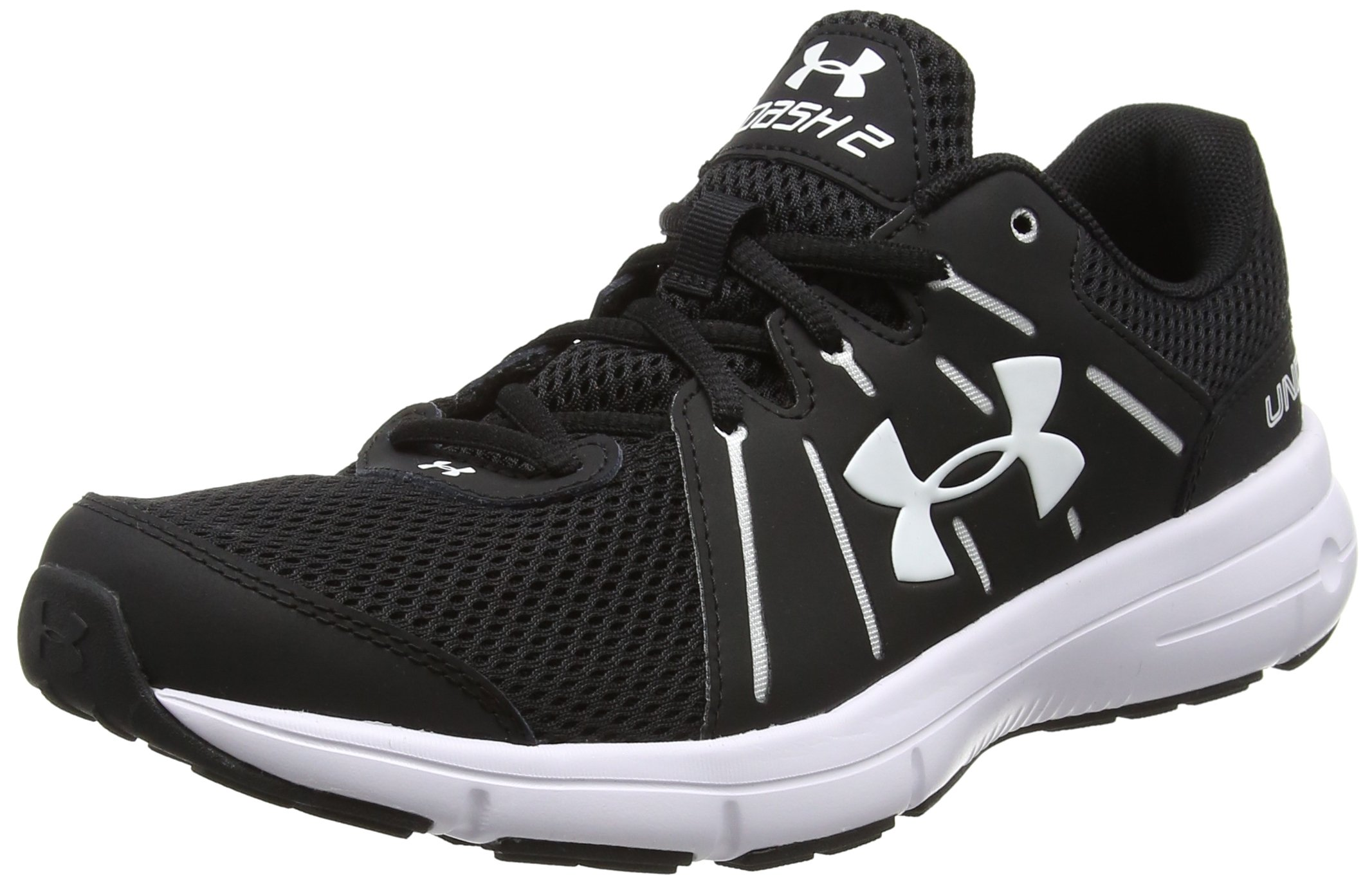 Under Armour Dash RN 2 Running Shoes - AW17-9 - Black