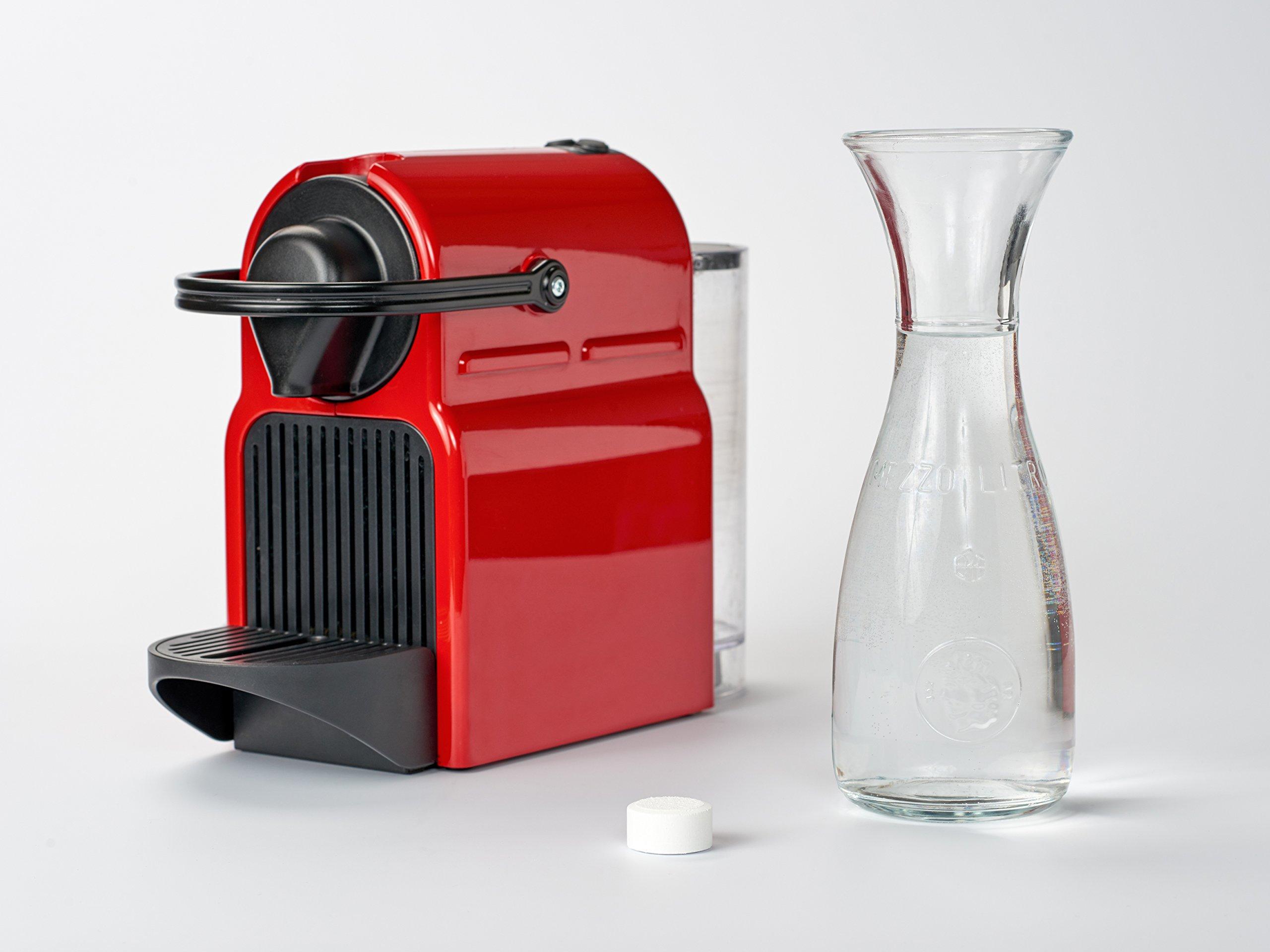 18 pastiglie anticalcare di culiclean per macchine da caffé e elettrodomestici