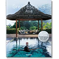 Great Escapes Asia. Updated Edition (Jumbo) [Idioma Inglés]