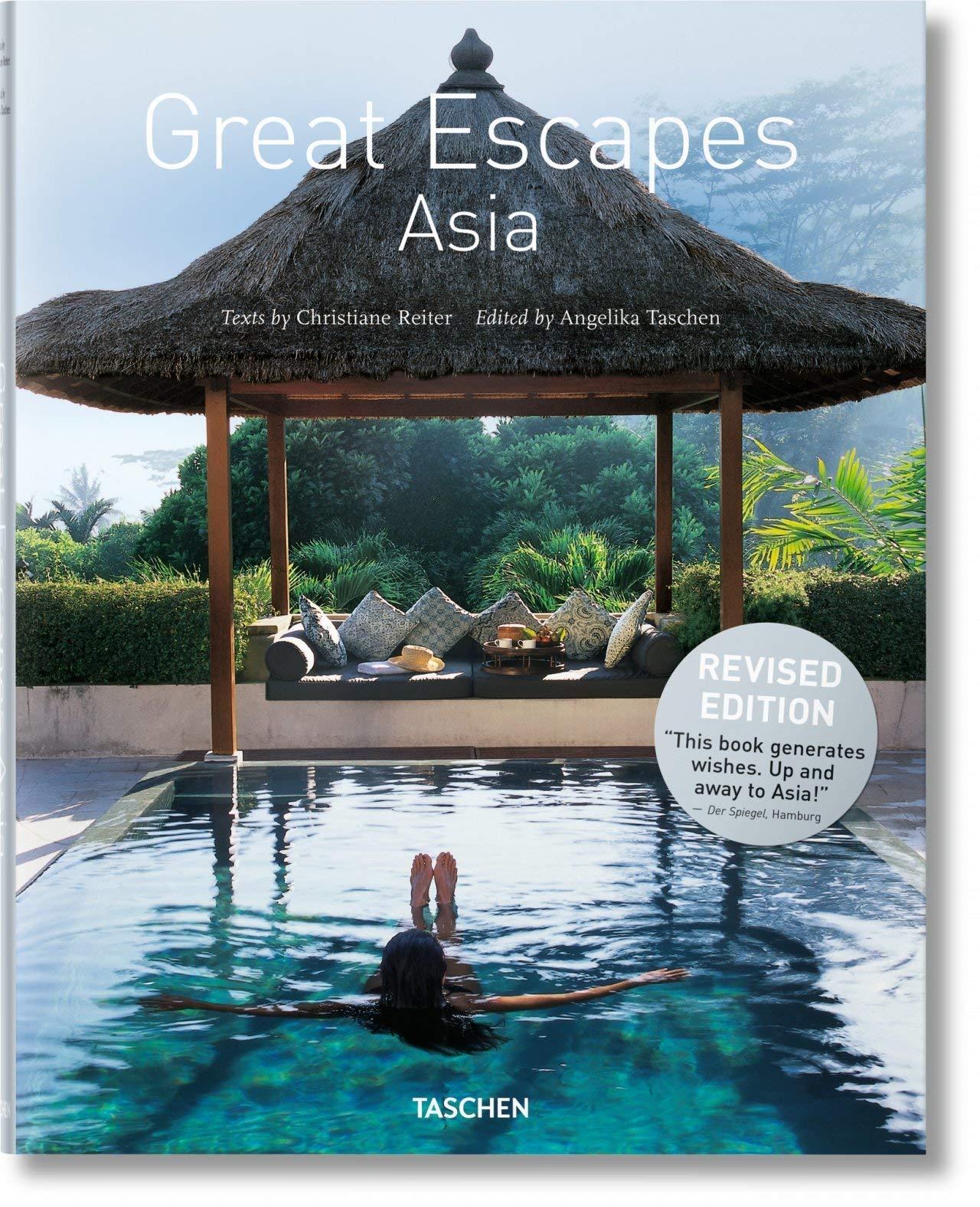 Great Escapes Asia. Updated Edition Jumbo Idioma Inglés: Amazon.es: Taschen, Angelika: Libros en idiomas extranjeros