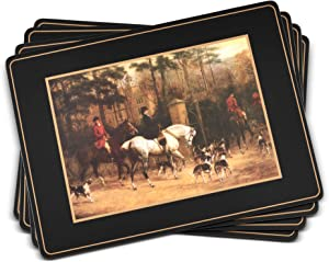 Pimpernel Tally Ho Collection Placemats - Set of 4
