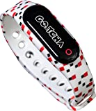 Datel Go-Tcha LED-Touch-Wristband for Pokémon Go (Alternative for Go Plus)
