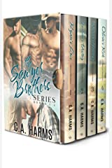 The Sawyer Brothers Series: Books 1 - 4 Kindle Edition