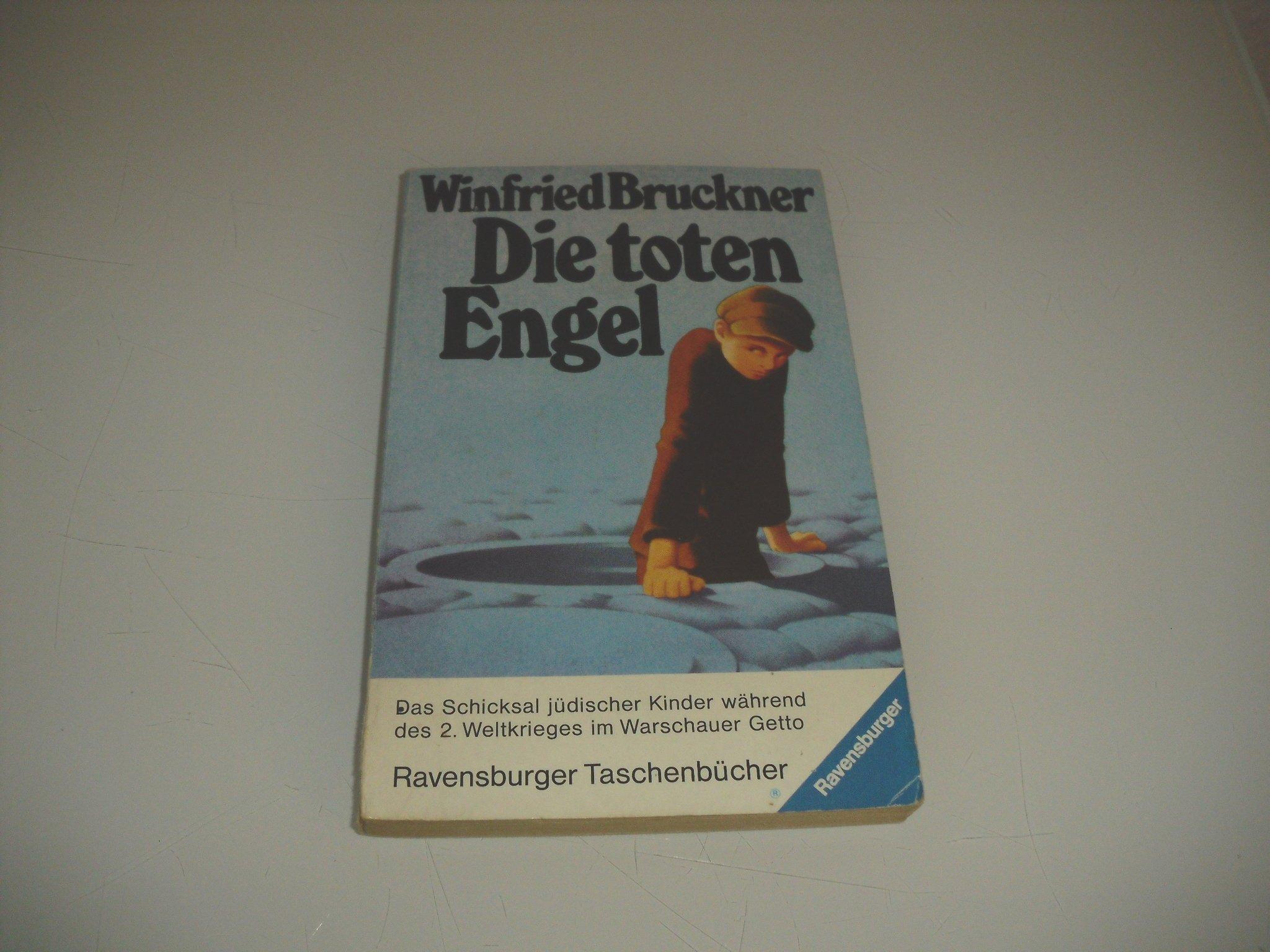 Die Toten Engel Amazon De Winfried Bruckner Bucher